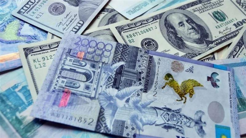 Средний размер зарплаты увеличился в Казахстане