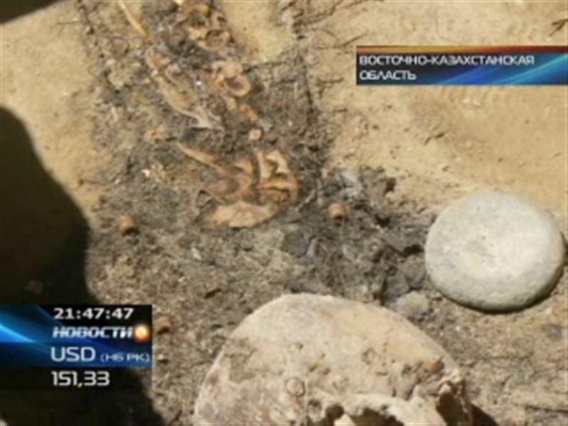 Казахстанских археологов атаковали разгневанные потусторонние силы