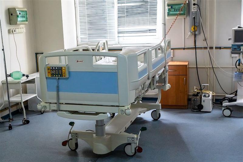 Инфекционный стационар развернули в алматинском военном госпитале