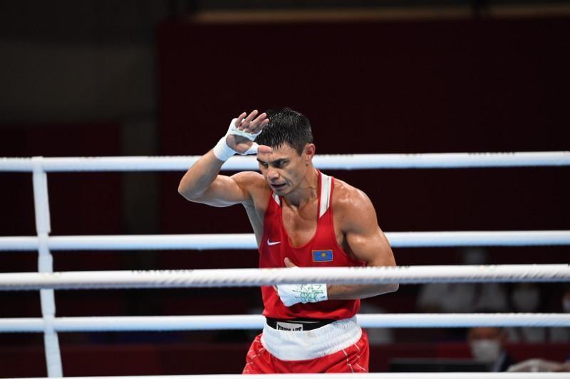 Зәкір Сафиуллин бокстан Олимпиада ойындарының ширек финалына өтті