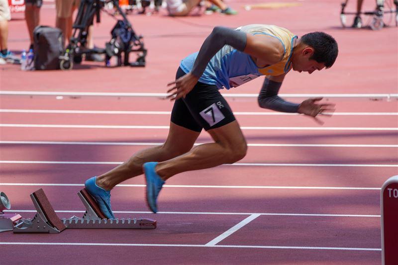 Казахстанский легкоатлет не смог попасть в полуфинал Олимпиады в Токио