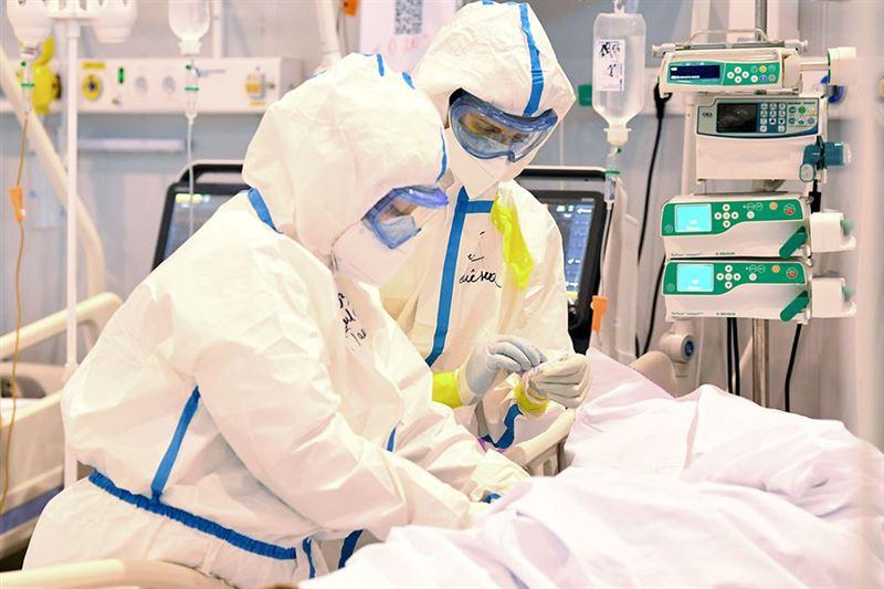 Коронавирус пен пневмониядан тағы 104 адам қайтыс болды