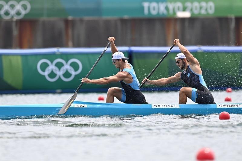 Ағайынды Емельяновтар Токио олимпиадасындажартылай финалға өте алмады