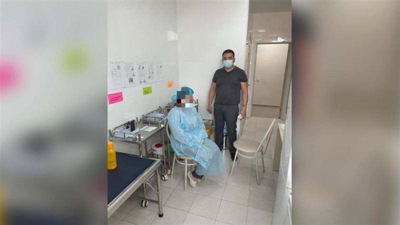 В Атырау задержаны медсестры, продававшие паспорта вакцинации