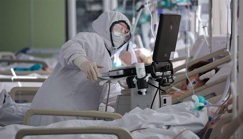 126 человек скончались в Казахстане за сутки от коронавируса и пневмонии