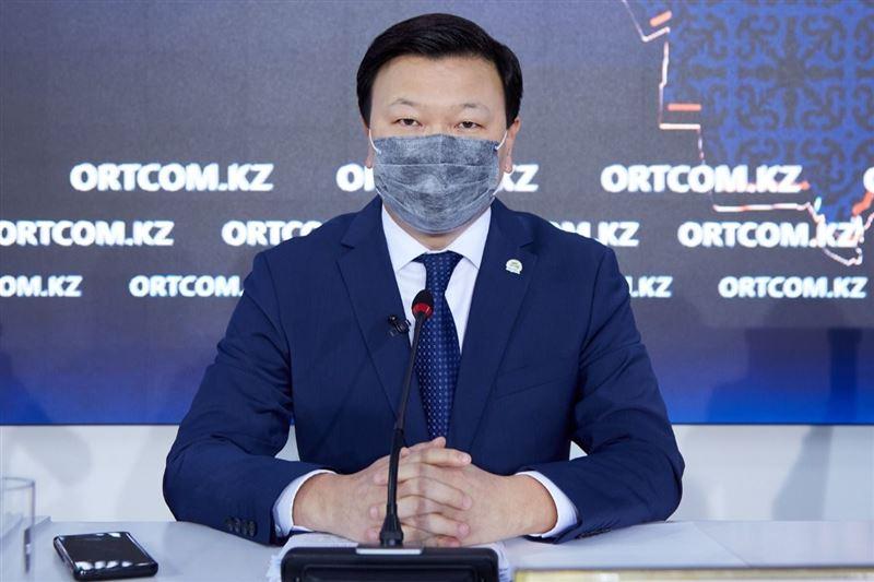 Алексей Цой считает, что Казахстан идет по оптимистичному сценарию заболеваемости COVID-19
