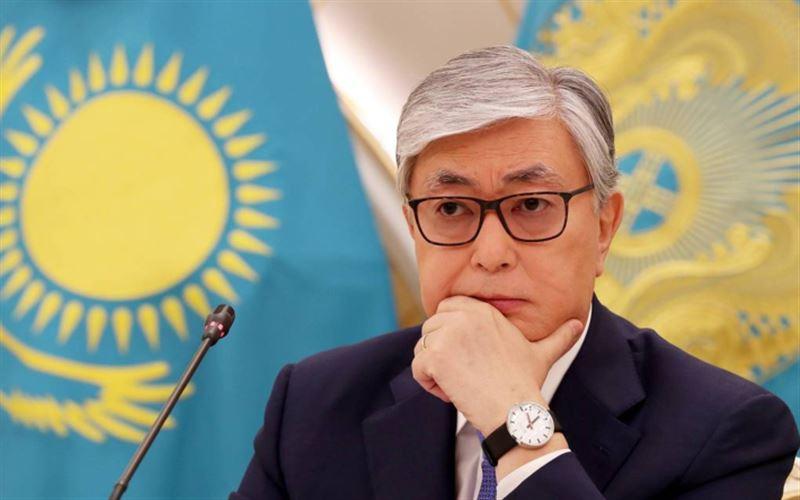 Касым-Жомарт Токаев объявил выговор Сапарбаеву
