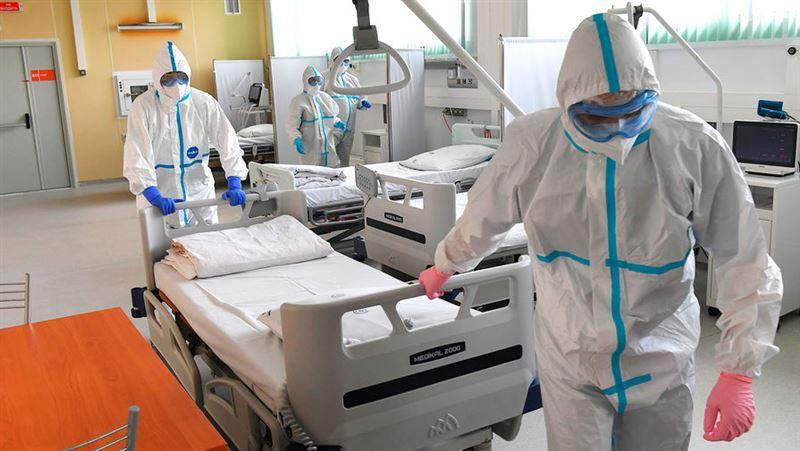 Дельта-штамм коронавируса поражает молодых жителей Алматы