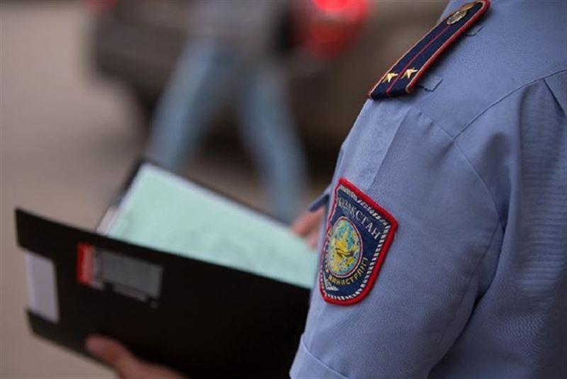 Полицейские остановили той на 100 человек в Талгарском районе