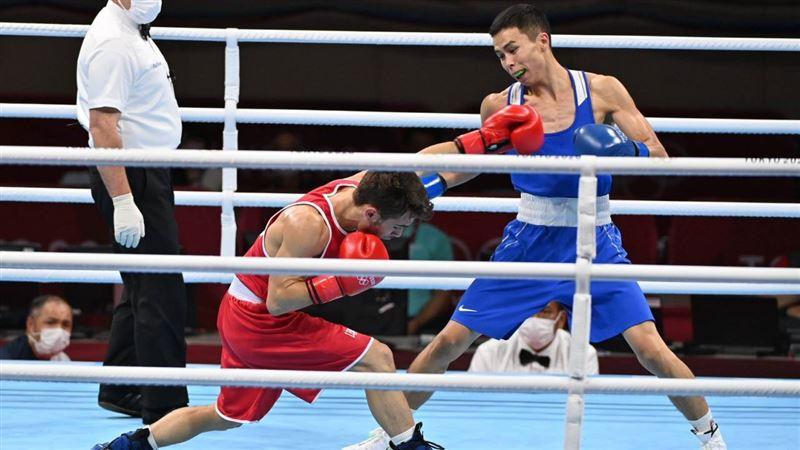 Боксер Бибосынов попал в финал Олимпийских игр