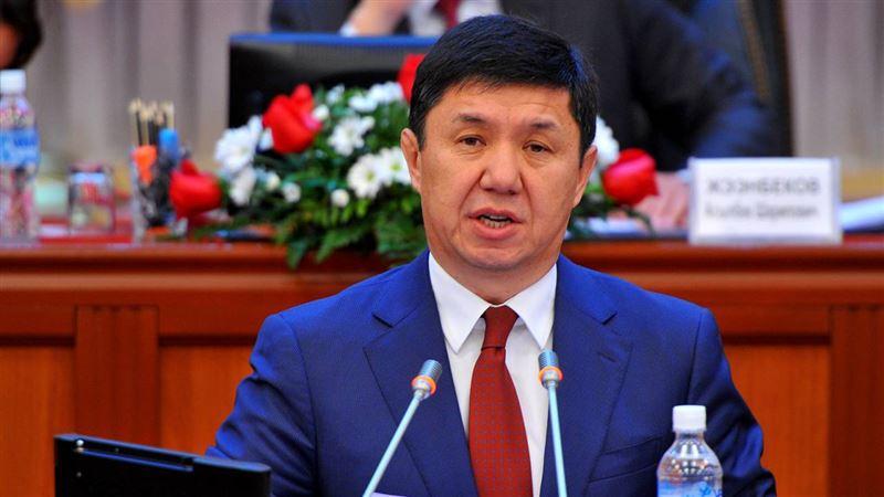 Экс-премьер-министр задержан в Кыргызстане