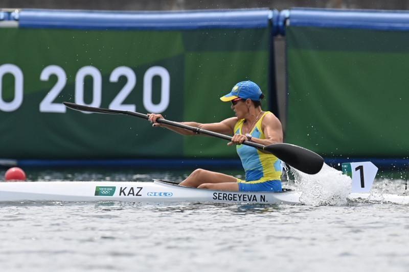 Қазақстандық байдарка есуден Олимпиаданың ширек финалына шықты
