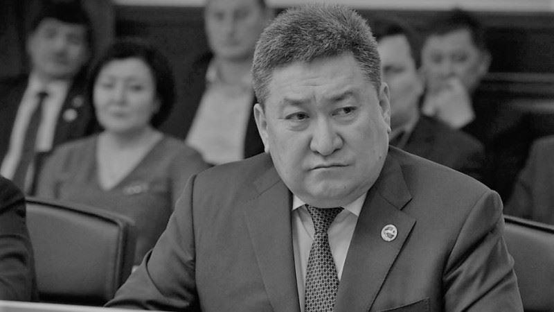 Жамбыл облысы әкімінің орынбасары қайтыс болды