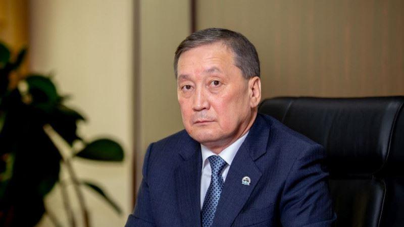 Сапархан Омаров жаңа қызметке тағайындалды