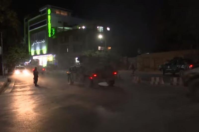 Кабул орталығында жарылыс болып, адамдар зардап шекті