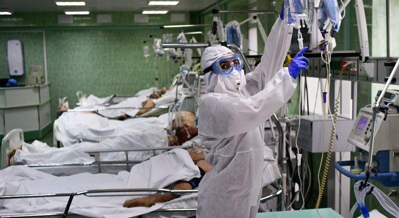 Насколько загружены койки в казахстанских больницах