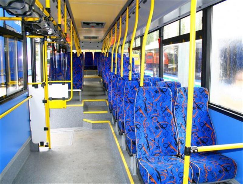 В выходные дни в двух городах Казахстана ограничат движение пассажирского транспорта