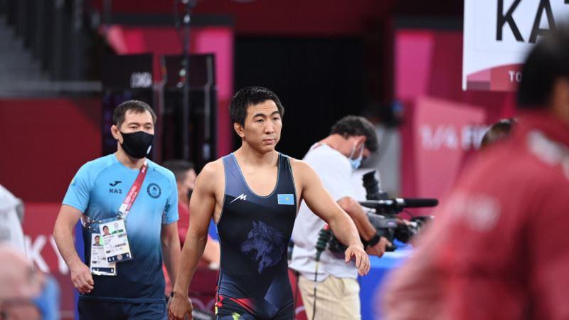 Данияр Қайсанов Токио Олимпиадасының жартылай финалына шықты