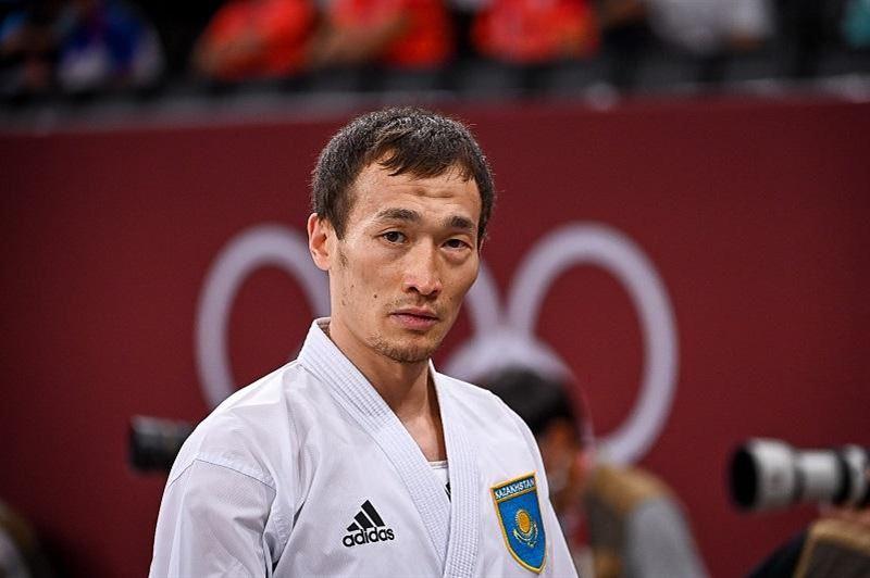 Дархан Асаділов Олимпиаданың жартылай финалына шықты