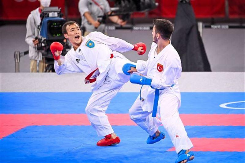 Дархан Агадилов стал абсолютным победителем группового раунда Олимпийского турнира