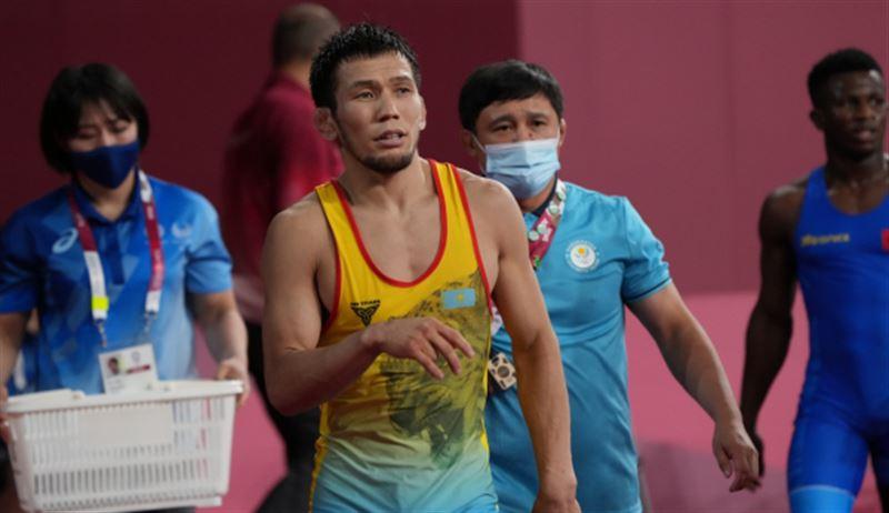 Балуан Нұрислам Санаев Олимпиаданың қола жүлдегері атанды