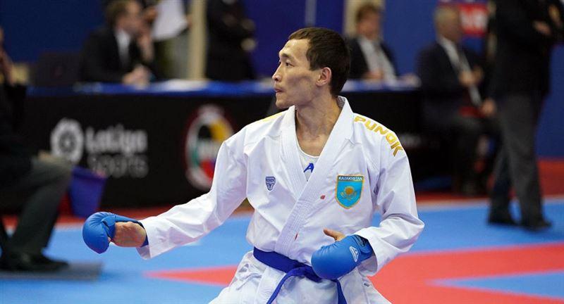 Каратист завоевал еще одну медаль для Казахстана на Олимпийских играх