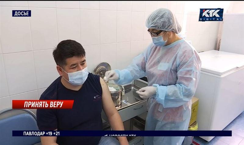 Специалисты назвали противопоказания к вакцинации препаратом Vero Cell