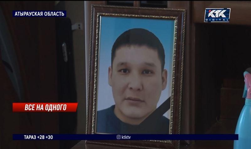 Мужчину забили до смерти в уличной драке
