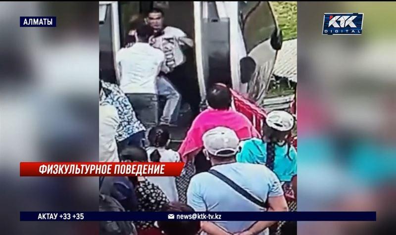 Полиция ищет туриста, который ударил сотрудника курорта «Шымбулак»