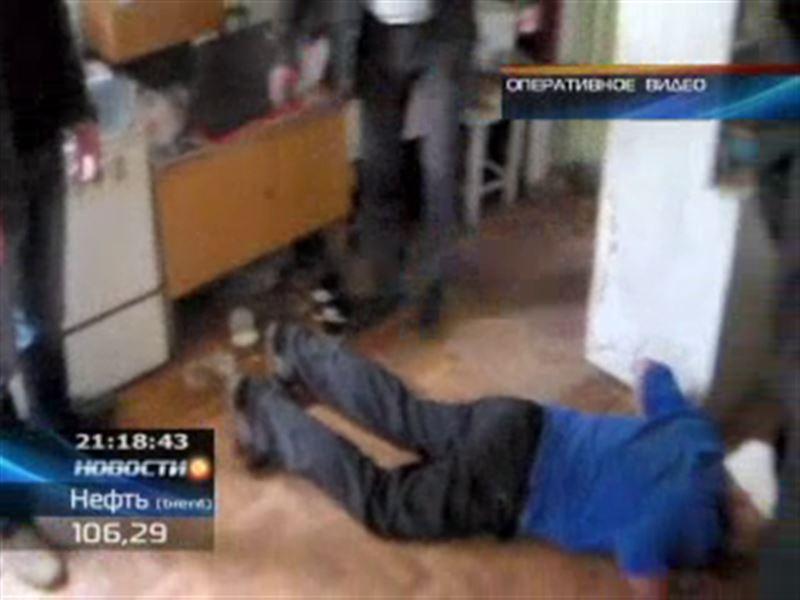 В Павлодаре задержали ниндзю-наркоторговца