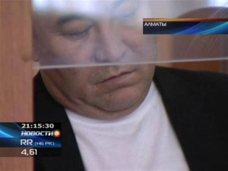 Экс-замдиректора Погранслужбы КНБ опять на скамье подсудимых