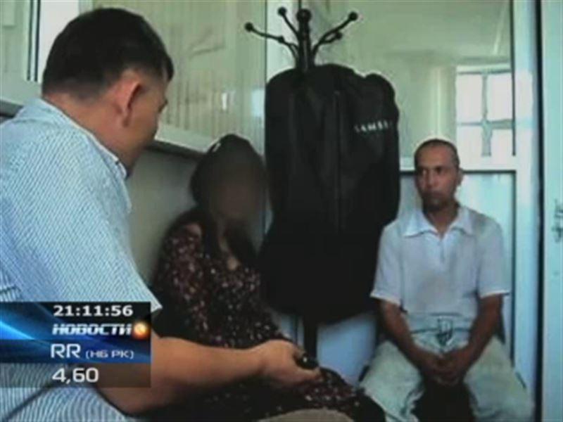В Шымкенте из сексуального рабства вызволили 14-летнюю девочку