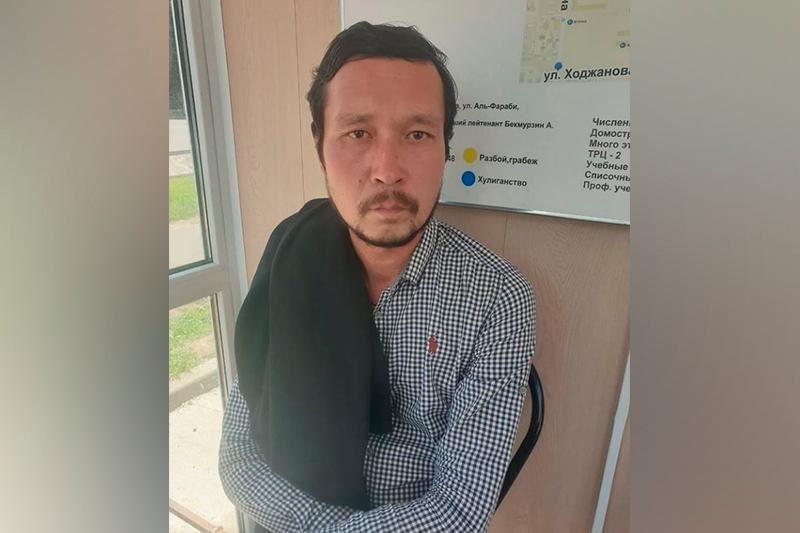 Взломщик терминала попал на видео в Алматы