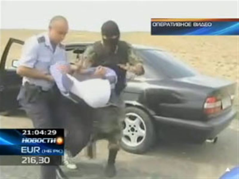 Дерзкое ограбление капчагайского казино раскрыто