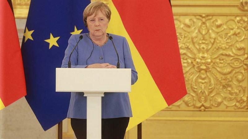 Меркель выступила за расширение ЕС в сторону Балкан