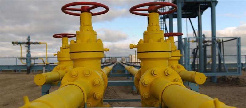 Экспорт казахстанского газа сократился до 5 млн тонн