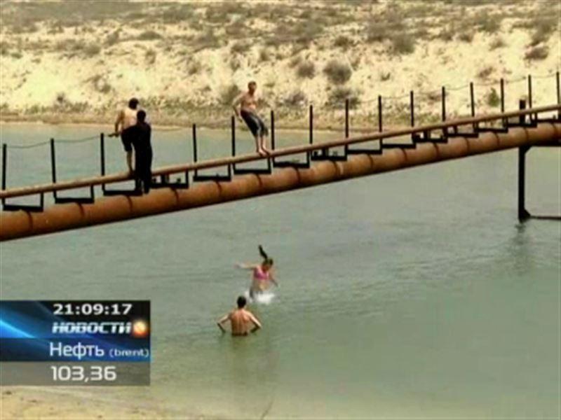 В Актау утонули две девушки