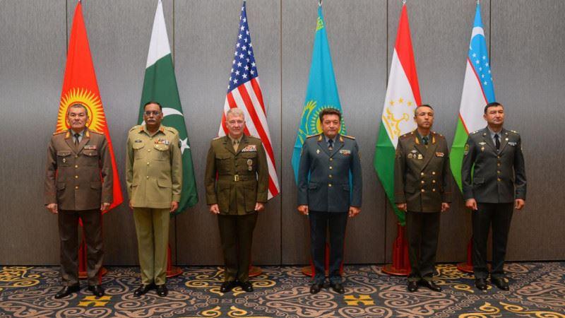 В Нур-Султане прошла встреча военных начальников шести стран из-за ситуации в Афганистане
