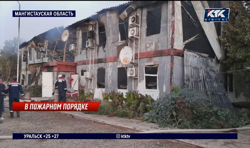 Семьям нефтяников, погибших при пожаре в общежитии, выплатили компенсацию