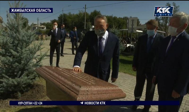 Елбасы оценил помощь пострадавшим от взрывов под Таразом