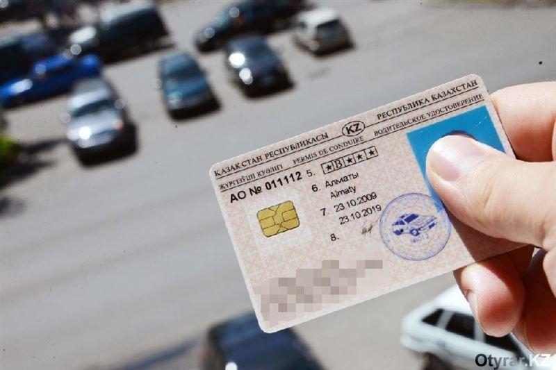 Мошенника, обещавшего сделать водительские права, задержали в Кызылорде