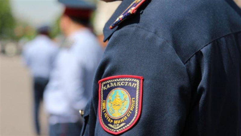 Взломщика юрты задержали полицейские в Нур-Султане