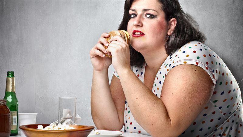 Ученые назвали переедание неглавной причиной ожирения