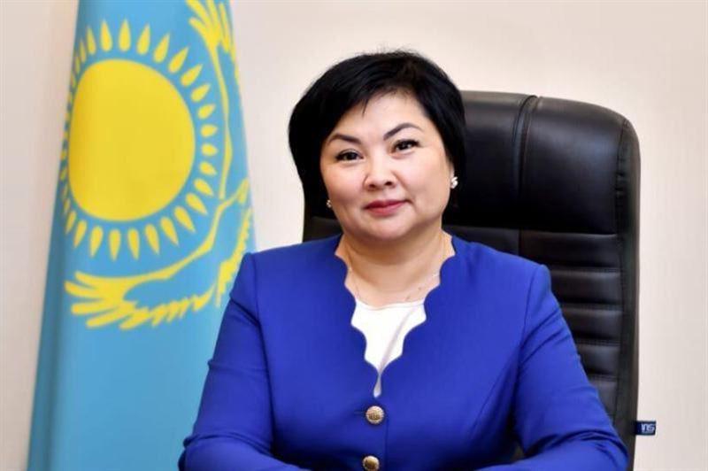 Шолпан Каринова стала первым вице-министром образования и науки