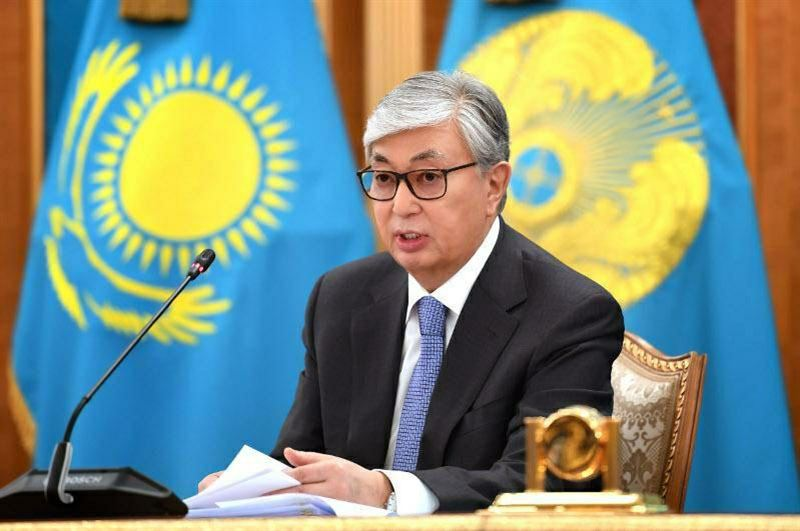 Токаев заявил, что возникла острая необходимость борьбы с фейками