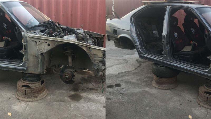 Группа угонщиков, отправлявшая похищенные авто на разбор, разоблачена полицейскими Алматы