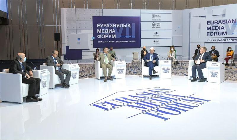 XVII Евразийский медиафорум: итоги первого дня, сотрудничество СМИ тюркоязычных стран и мастер-классы