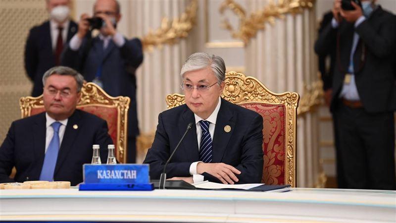 Токаев: ситуация в Афганистане чревата гражданской войной