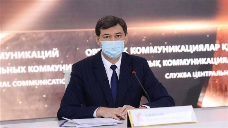 В суд на главного госсанврача Казахстана подали трое актюбинцев