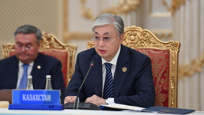О размещении афганских беженцев высказался президент Токаев